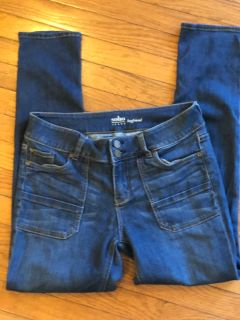 New York & Co Soho boyfriend Jeans size 6