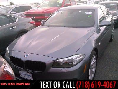 2015 BMW 5-Series 4dr Sdn 535i xDrive AWD (Gray)