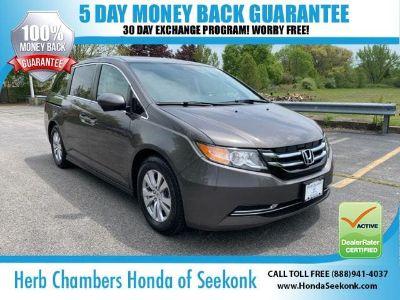 2016 Honda Odyssey EX-L w/DVD (Smoky Topaz)