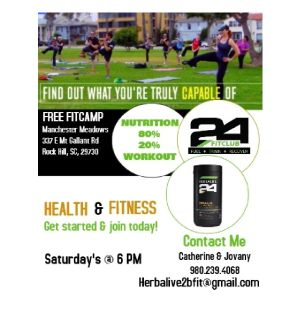 Rock Hill Fit Camp