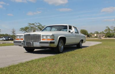 1987 Cadillac Brougham - Cars for Sale Classifieds - Claz org