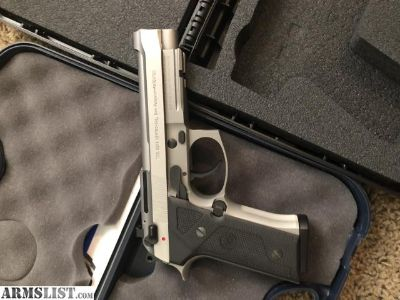 For Sale: Beretta 92 Vertec