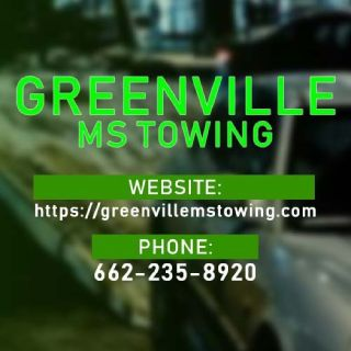 Greenville MS Towing