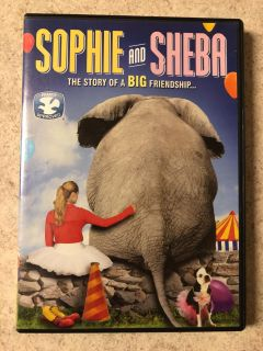 Sophie and Sheba DVD