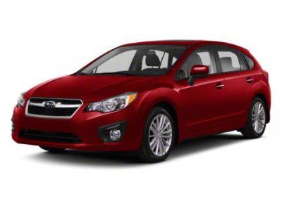 2012 Subaru Impreza 2.0i Premium (Dark Gray Metallic)