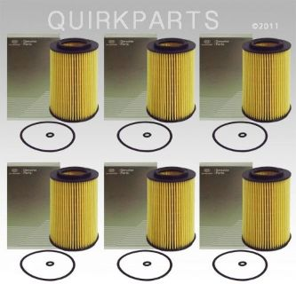 Buy 6 KIA ENGINE OIL FILTER KIT 3.3L 3.8L Engines SEDONA SORENTO AMANTI 263203C100 motorcycle in Braintree, Massachusetts, United States, for US $52.53