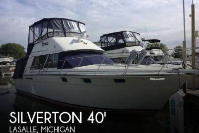 1989 Silverton 40 Convertible