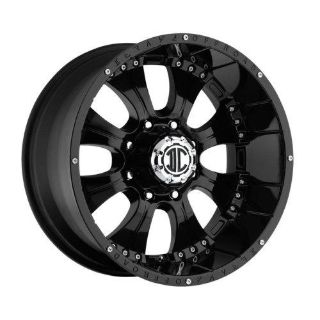 """Buy 18"""" 2 Crave Off Road wheels Tires Rims Black lifted motorcycle in Victorville, California, US, for US $579.00"""