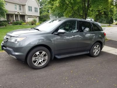 2007 Acura MDX - TECH / ENTERTAINMENT *FULLY LOADED*