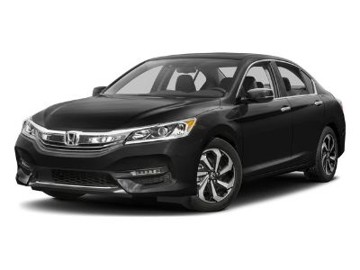 2017 Honda ACCORD SEDAN EX-L (Crystal Black Pearl)