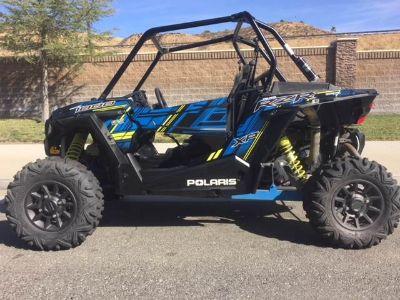 2017 Polaris RZR XP 1000 EPS LE Sport-Utility Utility Vehicles Castaic, CA
