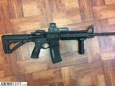 For Sale: Custom A.R. 15 carbine