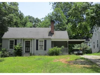 3 Bed 1 Bath Preforeclosure Property in Atlanta, GA 30316 - Moreland Ave SE