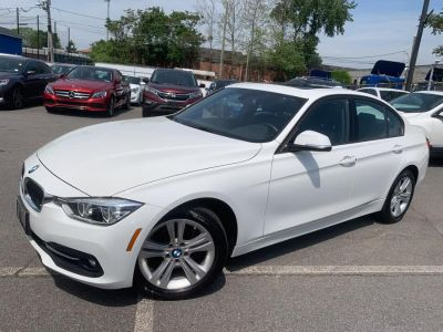 2016 BMW 3-Series 4dr Sdn 328i xDrive AWD SULEV (White)