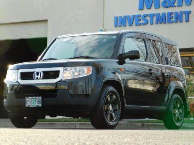 2011 Honda Element EX (Crystal Black Pearl)