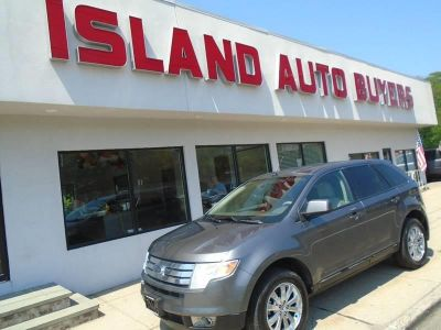 2010 Ford Edge SEL (Gray)