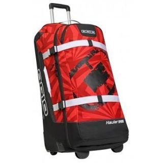 Buy New Ogio Hauler 9400 Wheeled Raw Motocross Motorcycle Gear Luggage Bag motorcycle in Ashton, Illinois, US, for US $194.99