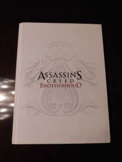 Assassin's Creed Brotherhood Collector's Edition Strategy Guide W/ Map