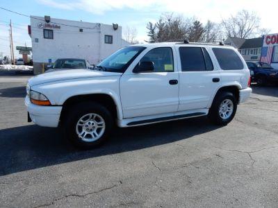 2002 Dodge Durango SLT (Bright White)