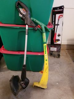 Weed eaters gently used ( 3 to choose from)