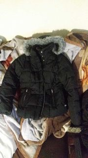 Power down series brand coat size small