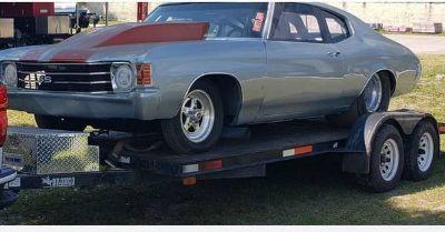 1972 chevelle rollor