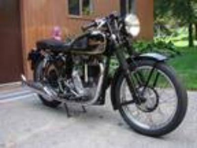 1939 Velocette KSS Special