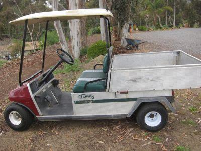 2004 Club Car CARRYALL 252 ELECTRIC