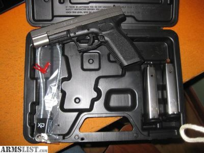 For Sale: XD 45 Tactical
