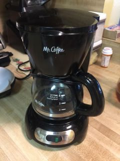 New me coffee with filter