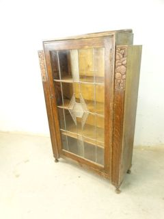 Antique Display Hutch