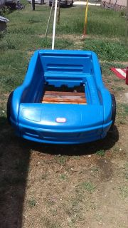 Car bed sell or trade $75.00 obo