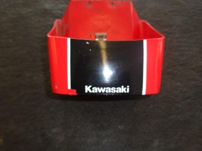 Purchase Vintage 1982 Kawasaki AR50 Motorcycle Rear Tail Cowling Very Nice motorcycle in Plant City, Florida, US, for US $79.99