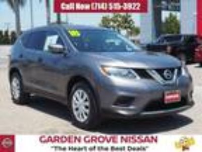Used 2016 Nissan Rogue None, 54.6K miles