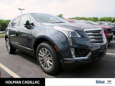 2019 Cadillac XT5 Luxury AWD (shadow metallic)