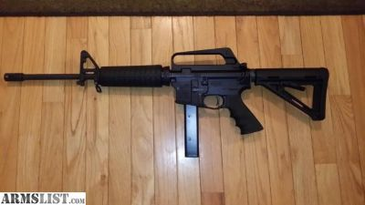 For Sale/Trade: COLT 9MM AR15