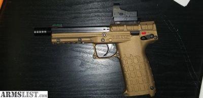 For Sale: Keltec pmr-30 w/threaded barrel & ammo