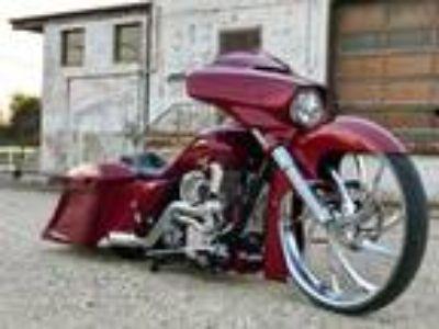 2014 Harley Davidson Street Glide Custom Bagger