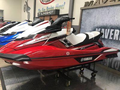 2018 Yamaha FX SVHO 3 Person Watercraft Corona, CA