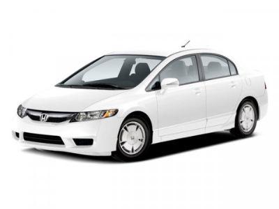 2009 Honda Civic Hybrid Hybrid (Black)