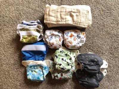 Cloth Diapers-Newborn