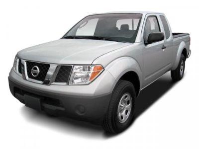 2008 Nissan Frontier SE (Beige)