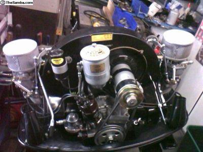 356 1600 S engine