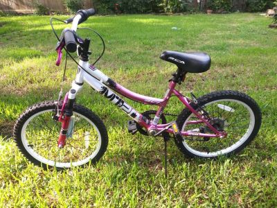 "Girls 20"" bicycle - like new!"