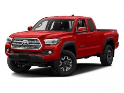 2017 Toyota Tacoma TRD Off Road (Silver)