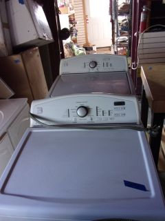 Kenmore Matchng Washer and Dryer Set
