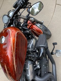 2014 Harley-Davidson FORTY-EIGHT XL1200X
