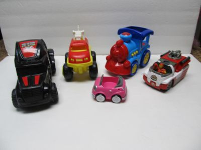 Bundle of Toy Trucks $1 for ALL