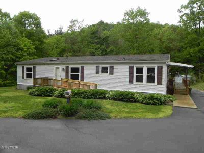 71 Black Bear Drive Lock Haven Three BR, Nice Ranch style home on