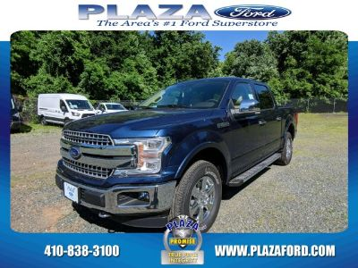2018 Ford F-150 Lariat (Blue Jeans Metallic)
